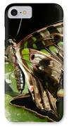Green Checkered Skipper IPhone Case