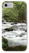 Greenbrier River Scene 2 IPhone Case