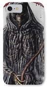 Grim Reaper Colored IPhone Case