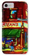 Grosterns Market IPhone Case