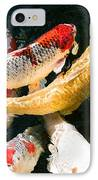 Group Of Koi Fish IPhone Case