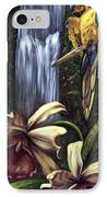 Guardian Of The Falls IPhone Case