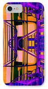 Gym Staircase IPhone Case