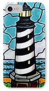 Hatteras Island Lighthouse IPhone Case