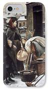 Henningsen  Evicted 1890 IPhone Case