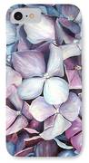 Hortensias IPhone Case