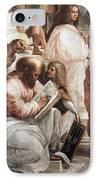 Hypatia Of Alexandria, Mathematician IPhone Case