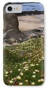 Ice Plants On Moss Beach IPhone Case