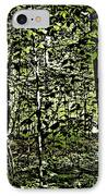 In The Woods Wc IPhone Case