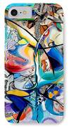 Intimate Glimpses - Journey Of Life IPhone Case