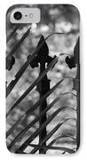 Iron Fence IPhone Case