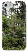 Japanese Garden IIi IPhone Case