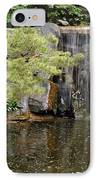 Japanese Garden V IPhone Case
