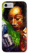 Jazz  Ray Song IPhone Case