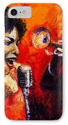 Jazz Song IPhone Case
