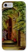 Knight's Door IPhone Case