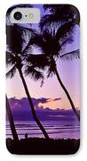 Lanai Sunset IPhone Case