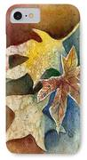 Leaves Of Autumn IPhone Case