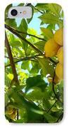 Lemon Tree IPhone Case