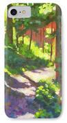 Lena Lake Trail II IPhone Case