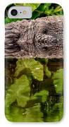 Let Sleeping Gators Lie IPhone Case
