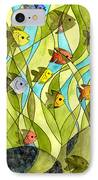 Little Fish Big Pond IPhone Case