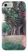 Live Oak Gardens Jefferson Island La IPhone Case