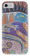 Lizard Dreaming IPhone Case