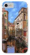 Luci A Venezia IPhone Case