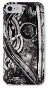 Lune Noire IPhone Case