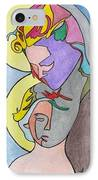 Madonna With Child IPhone Case