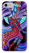 Magic Dance In The Void IPhone Case