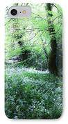 Magical Forest At Blarney Castle Ireland IPhone Case