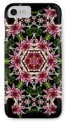 Mandala Monadala  Lisa IPhone Case