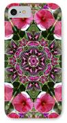 Mandala Pink Patron IPhone Case
