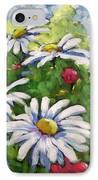 Marguerites 002 IPhone Case