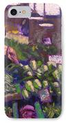 Market Veggie Vendor IPhone Case