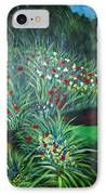 Maryann's Garden 3 IPhone Case