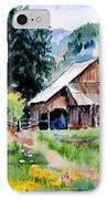 Mcghee Farm IPhone Case