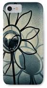 Metal Flower IPhone Case