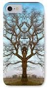 Mirror Tree IPhone Case