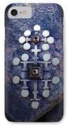 Modern Bronze Design IPhone Case