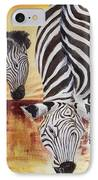 Momma And Baby IPhone Case