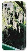 Monet's Garden Delights IPhone Case