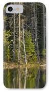Moose Creek Reservoir IPhone Case