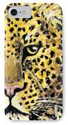Moving Beauty IPhone Case