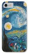My Starry Nite IPhone Case