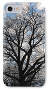 Naked Oak IPhone Case