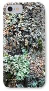 Nature Painted Tree Bark IPhone Case