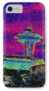 Needle In Mosaic 2 IPhone Case